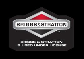 PRODUKTY NA LICENCJI BRIGGS&STRATTON